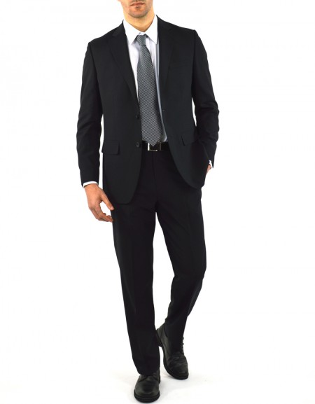 Wool blend suit separates pant image
