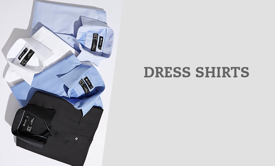 Dress shirts archives haggar canada for Made in canada dress shirts